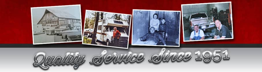 Alexander's - Quality Service Since 1951